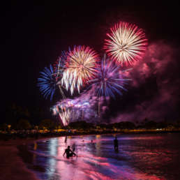 New Year's Eve in Hawaii