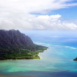 Mokoli'i Island, Chinaman's Hat, Oahu