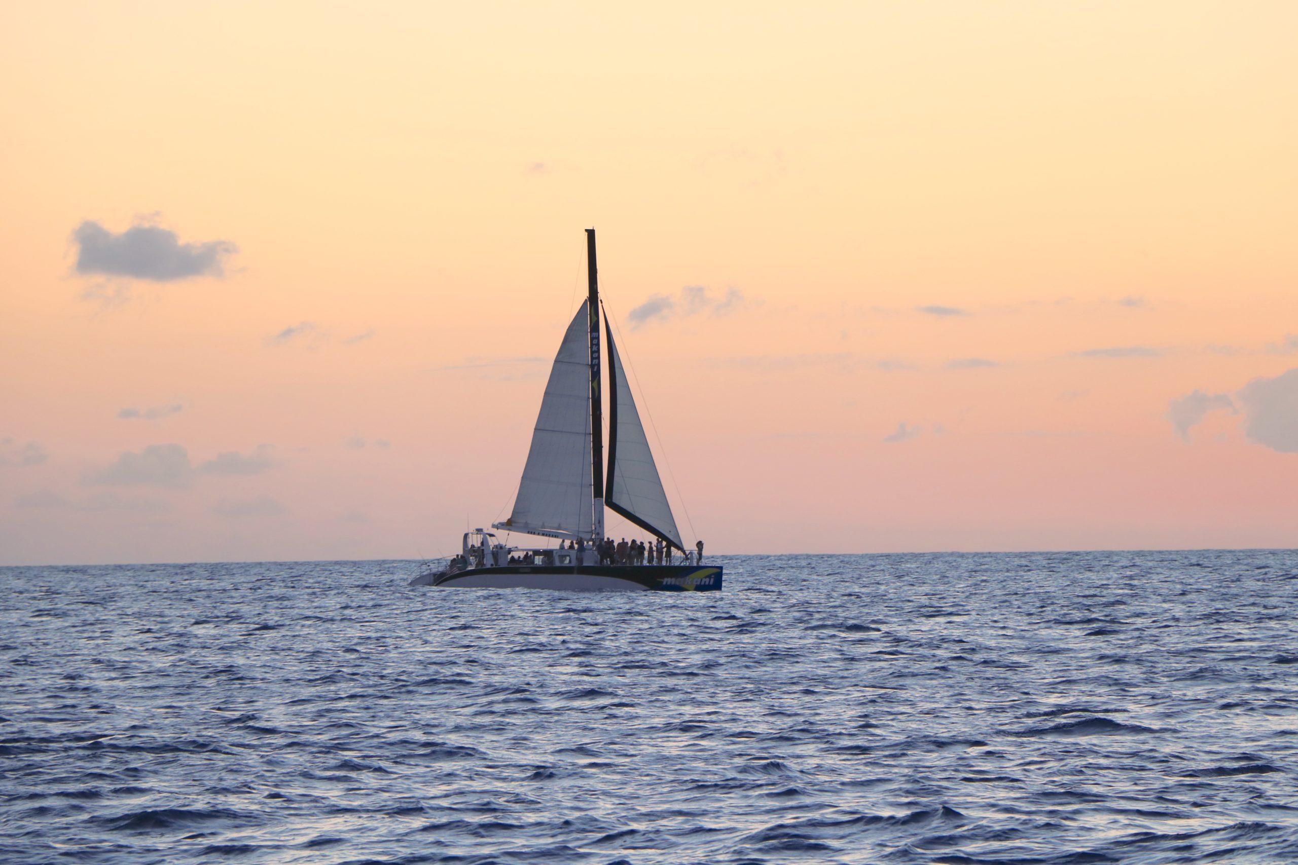 Makani-Catamaran